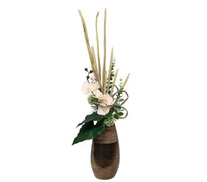 seidenblumen arrangement orchidee in einer vase dehner. Black Bedroom Furniture Sets. Home Design Ideas