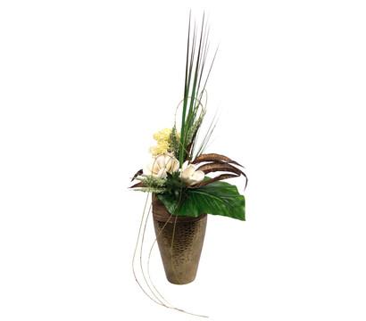 Seidenblumen-Arrangement Blüte