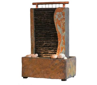 Seliger Zimmerbrunnen Guo, Schiefer