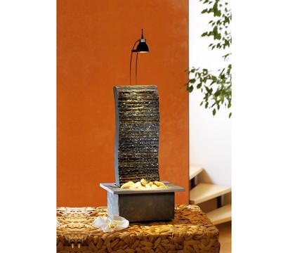 seliger zimmerbrunnen suna schiefer dehner garten center. Black Bedroom Furniture Sets. Home Design Ideas