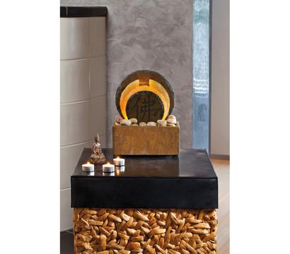 seliger zimmerbrunnen tian schiefer dehner garten center. Black Bedroom Furniture Sets. Home Design Ideas