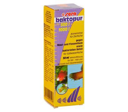 sera baktopur Arzneimittel für Fische, 50 ml