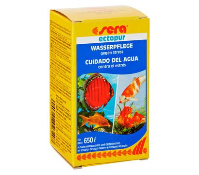 sera ectopur Wasserpflege gegen Stress (für Fische), 130 g