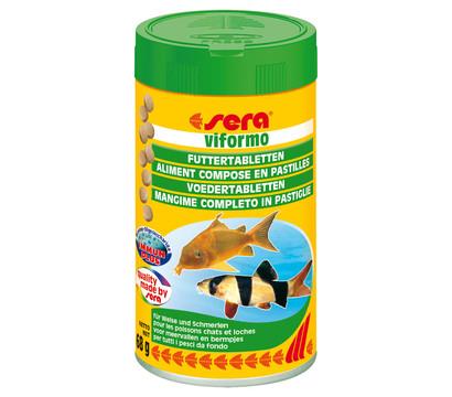 sera Fischfutter Viformo