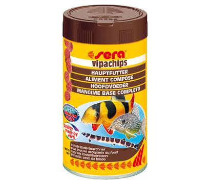 sera Fischfutter vipachips