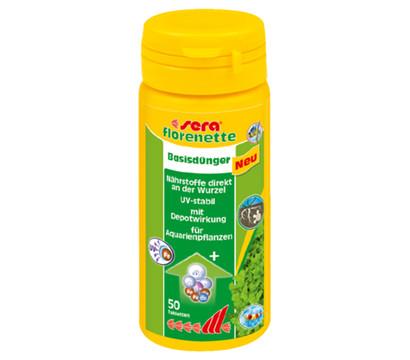 sera florenette Basisdünger, 50 Tabletten