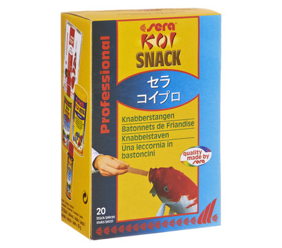 sera Koi Snacks, 20 Stk.