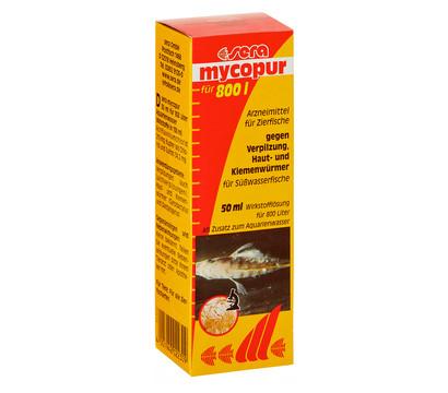sera mycopur Arzneimittel für Fische, 50 ml