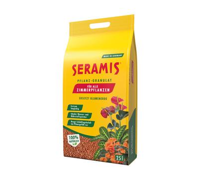 Seramis Pflanzgranulat für alle Zimmerpflanzen, 25 l