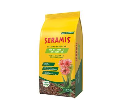 Seramis Spezial-Substrat für Kakteen & Sukkulenten, 2,5 l