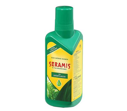 Seramis Vitalnahrung für Grünpflanzen, 500 ml