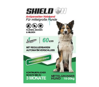 SHIELD N® Ungezieferschutz Anti-parasit Halsband für große Hunde