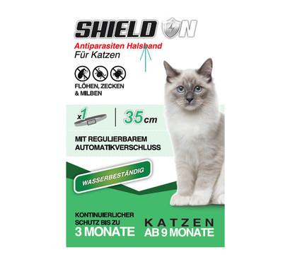 SHIELD N® Ungezieferschutz Anti-parasit Halsband für Katzen