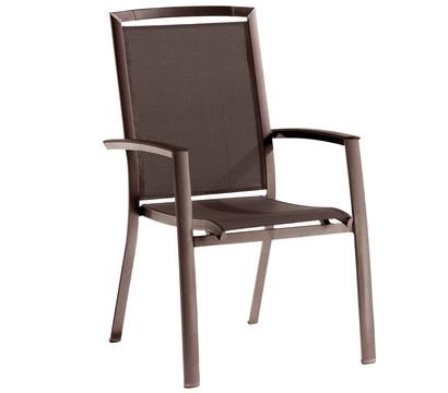 sieger stapelsessel trento 68 x 62 x 98 cm dehner garten center. Black Bedroom Furniture Sets. Home Design Ideas