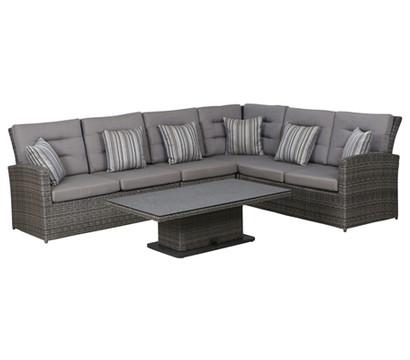 siena garden lounge lift set porto 5 tlg dehner. Black Bedroom Furniture Sets. Home Design Ideas