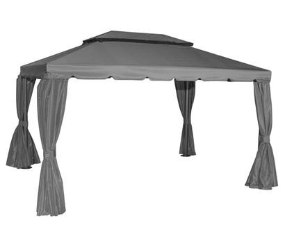 siena garden pavillon dubai ca 300 x 400 cm anthrazit. Black Bedroom Furniture Sets. Home Design Ideas