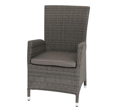 siena garden sessel porto grau dehner. Black Bedroom Furniture Sets. Home Design Ideas