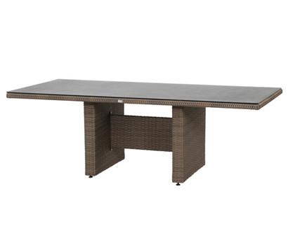 siena garden tisch teramo ca 220 x 100 x 74 cm dehner. Black Bedroom Furniture Sets. Home Design Ideas