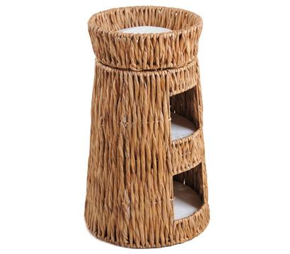 Silvio Design Katzendoppelturm Wasserhyazinthe