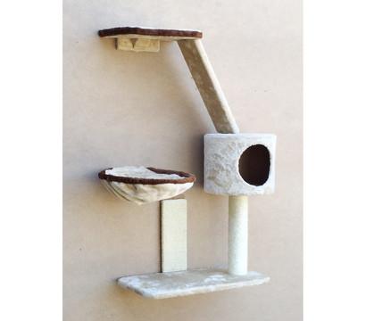 Silvio Design Katzen-Kletterwand Xena