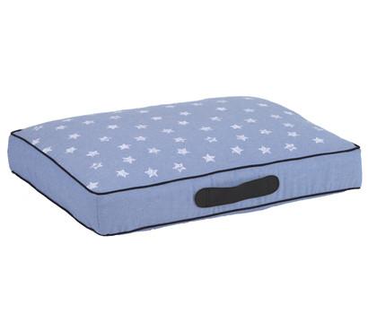 SILVIO design Kofferkissen mit Kedernaht für Hunde und Katzen