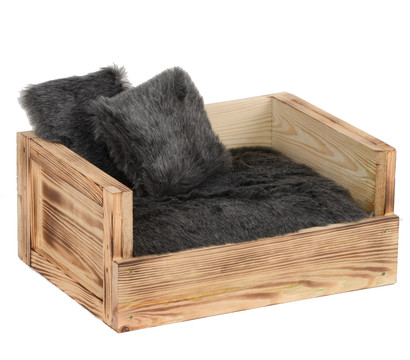 silvio design tiersofa benny mit 2 kissen dehner garten center. Black Bedroom Furniture Sets. Home Design Ideas