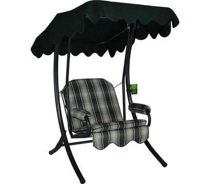 single hollywood schaukel denver 1 sitzer dehner garten center. Black Bedroom Furniture Sets. Home Design Ideas