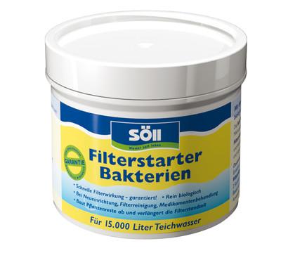 Söll Filterstarterbakterien, Teichwasserpflege