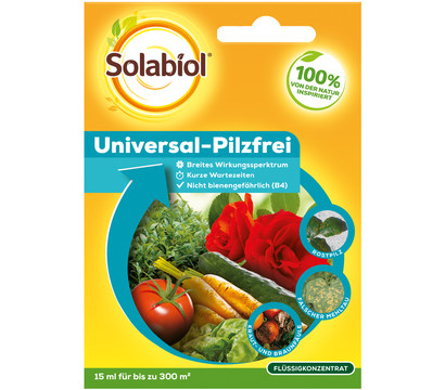Solabiol® Universal-Pilzfrei, 15 ml