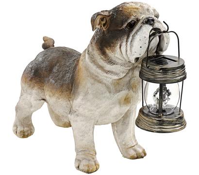 Solar-Hund mit Lampe