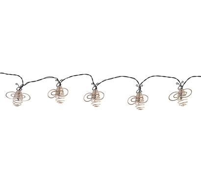 Solar-Lichterkette Biene