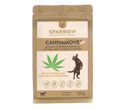 SPARROW Pet Ergänzungsfutter CannaMove® forte für Hunde