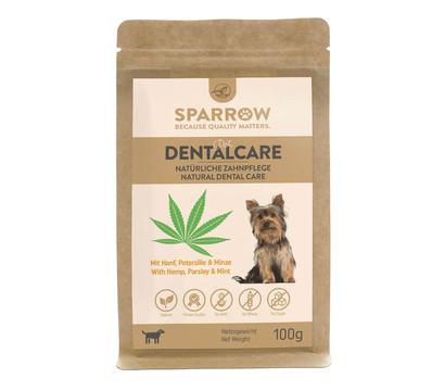 SPARROW Pet Ergänzungsfutter DentalCare für Hunde