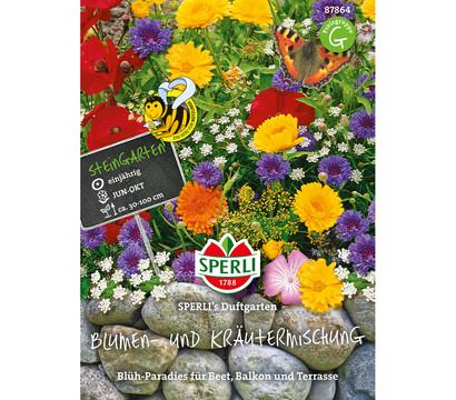 SPERLI Samen Blumen- und Kräutermischung 'SPERLI´s Duftgarten'