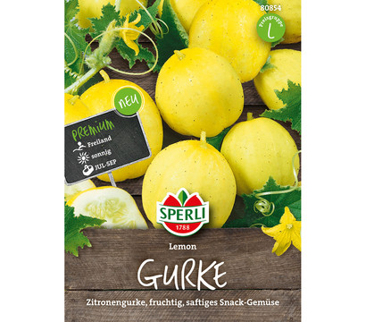 SPERLI Samen Gurke 'Lemon'