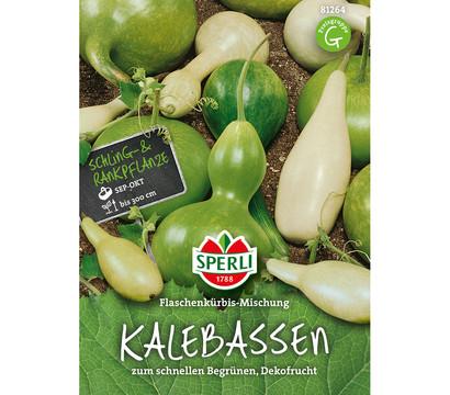SPERLI Samen Kalebassen 'Flaschenkürbis-Mischung'