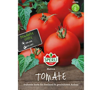 sperli samen tomate 39 matina 39 dehner garten center. Black Bedroom Furniture Sets. Home Design Ideas