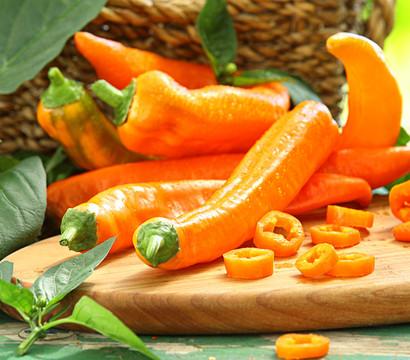 Spitzpaprika, orange