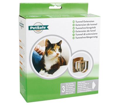 Staywell Tunnelverlängerung für Katzenklappe, weiss