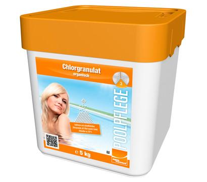 Steinbach Chlorgranulat organisch, 5 kg