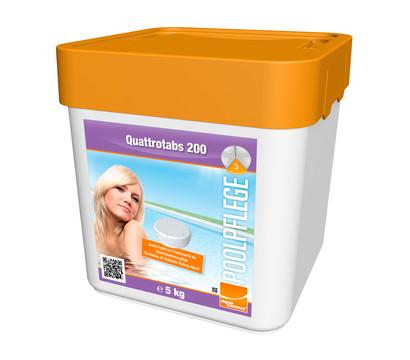 Poolstar quattrotabs 200 organisch