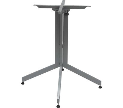 Stern Tischgestell Graphit
