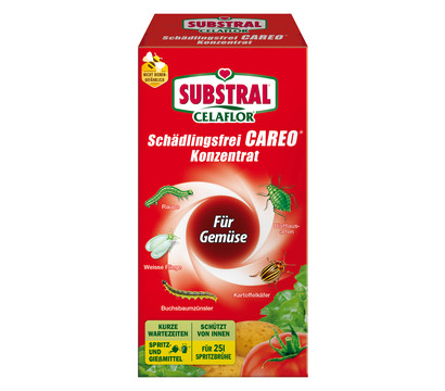 Substral® Celaflor® Schädlingsfrei Careo® für Gemüse, 250 ml