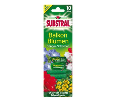 Substral® Düngestäbchen für Balkonblumen, 10 Stk.