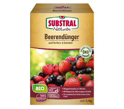 Substral® Naturen® Beerendünger, 1,7 kg