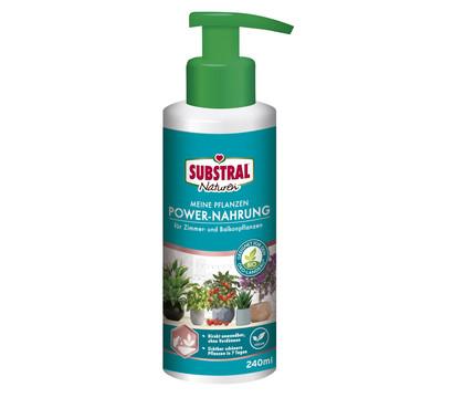 Substral® Naturen® Meine Pflanzen Power-Nahrung, 240 ml