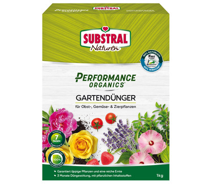 Substral® Naturen® Performance Organics™ Gartendünger, 1 kg