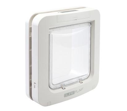 SureFlap Haustierklappe mit Mikrochiperkennung, 28,1 x 26,2 cm