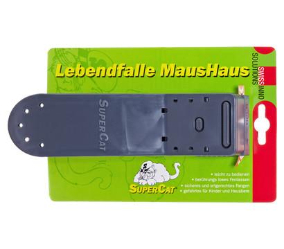 Swissinno Lebendfalle SuperCat MausHaus