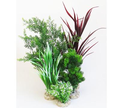 Sydeco Kit Kombi 4, Kunstpflanzen, 5 Stück